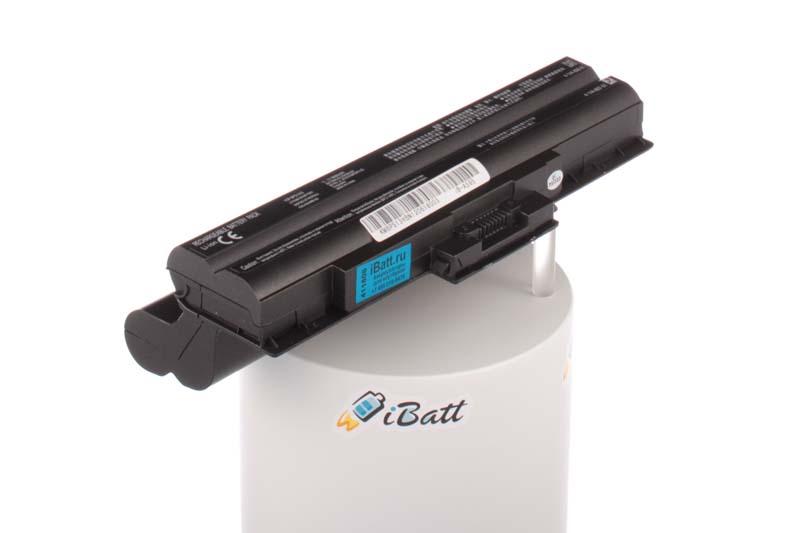 Аккумуляторная батарея CLD5123B.806 для ноутбуков Sony. Артикул iB-A595.Емкость (mAh): 8800. Напряжение (V): 11,1