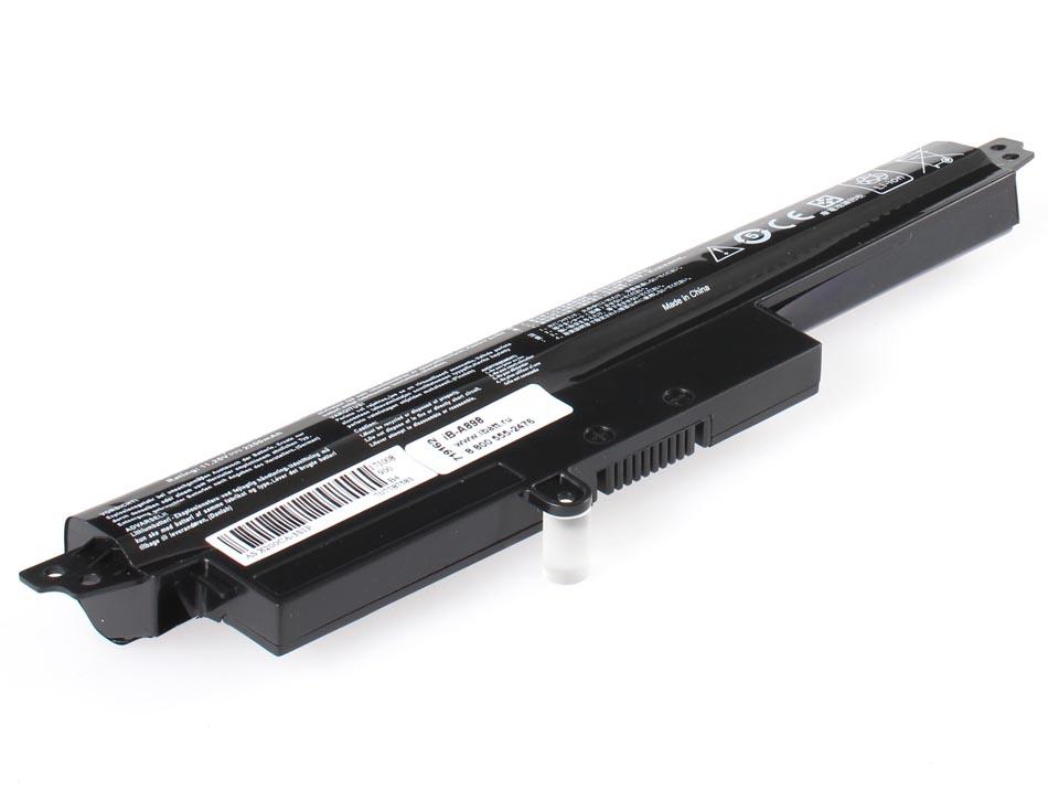 Аккумуляторная батарея iBatt iB-A898 для ноутбука AsusЕмкость (mAh): 2200. Напряжение (V): 11,25