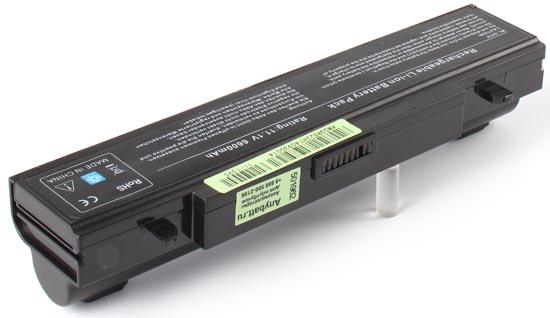 Аккумуляторная батарея CS-SNC318NB для ноутбуков Samsung. Артикул 11-1395.Емкость (mAh): 6600. Напряжение (V): 11,1