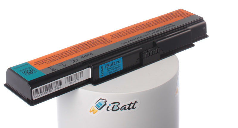 Аккумуляторная батарея iBatt iB-A371 для ноутбука IBM-LenovoЕмкость (mAh): 4400. Напряжение (V): 11,1