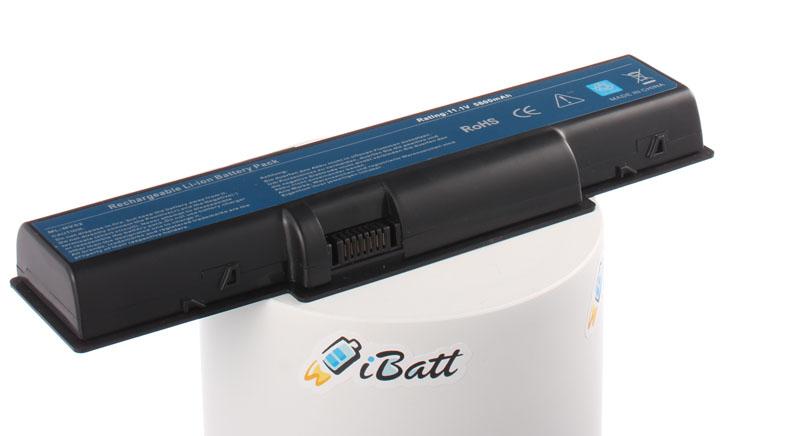 Аккумуляторная батарея iBatt iB-A279X для ноутбука AcerЕмкость (mAh): 5800. Напряжение (V): 11,1