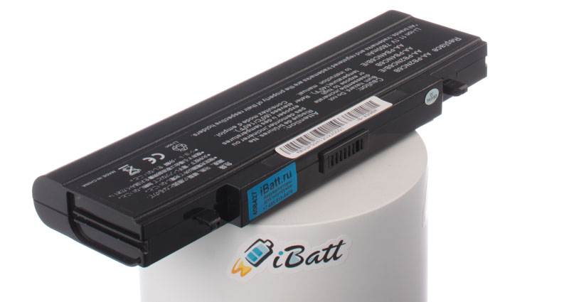 Аккумуляторная батарея AA-PB2NC6B для ноутбуков Samsung. Артикул iB-A396H.Емкость (mAh): 7800. Напряжение (V): 11,1