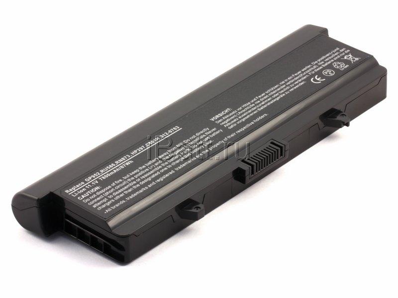 Аккумуляторная батарея iBatt 11-1251 для ноутбука DellЕмкость (mAh): 6600. Напряжение (V): 11,1