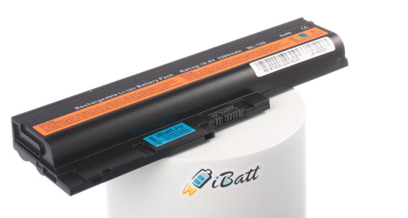 Аккумуляторная батарея iBatt iB-A350H для ноутбука IBM-LenovoЕмкость (mAh): 5200. Напряжение (V): 10,8