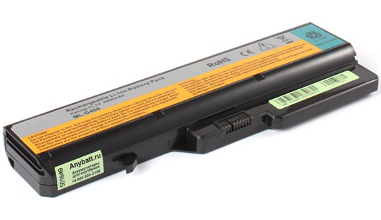 Аккумуляторная батарея для ноутбука IBM-Lenovo Essential G770A 59314727. Артикул 11-1537.Емкость (mAh): 4400. Напряжение (V): 11,1