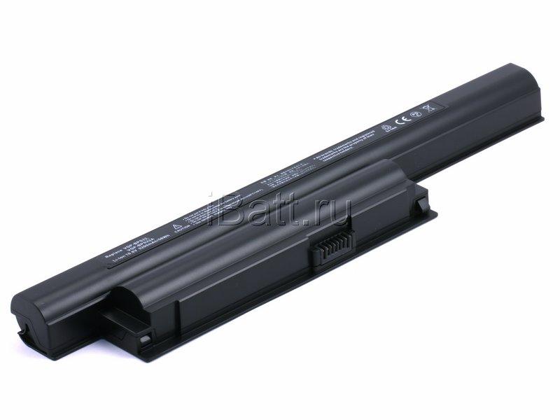 Аккумуляторная батарея для ноутбука Sony Sony VAIO VPC-EB4Z1E/BQ. Артикул 11-1457.Емкость (mAh): 4400. Напряжение (V): 11,1
